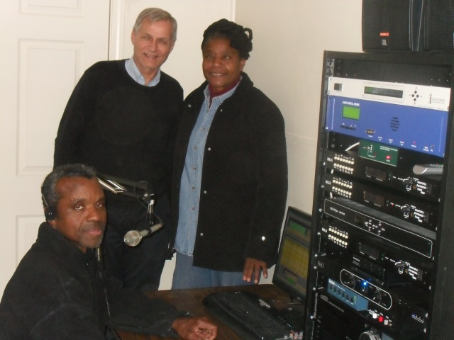 The founders of WGFW in VA